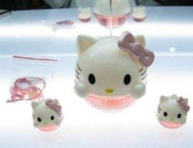 KT猫套装香水(粉)