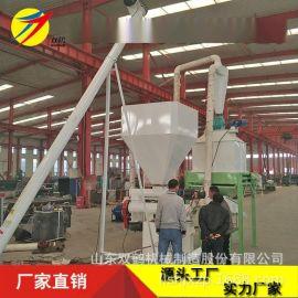 一吨鸡鸭猪牛羊畜禽饲料颗粒机组 厂家包安装的饲料成套设备