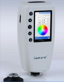 汽車漆膜色差儀WR10 固體物料色彩差異測試儀