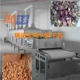 四川藥材微波乾燥機 低溫烘乾保留成分 隧道式中藥材微波乾燥設備