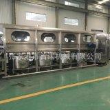 供應5加侖桶裝水灌裝機 大桶水灌裝機100桶/時灌裝機 定製