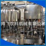 饮料灌装三合一矿泉水一体机供应  液体全自动灌装机 灌装生产线