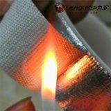 易撕鋁箔玻纖布膠帶耐300度高溫膠帶