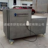 源头厂家直供500型单料斗单灌装管液压驱动高产能灌肠机真不锈钢