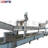 鑫富XF-L-1200豆干卤制流水线 卤制机 盘管加热 升温快 自动上料出料1