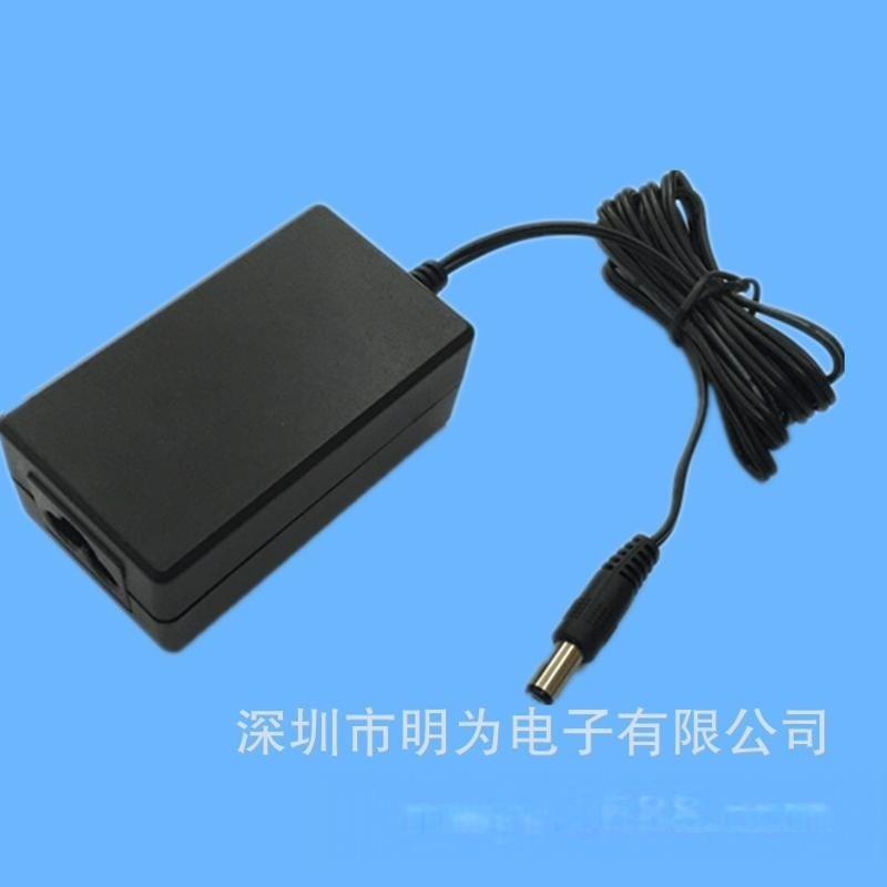 供应36W桌面式开关电源 12V 3A电源适配器