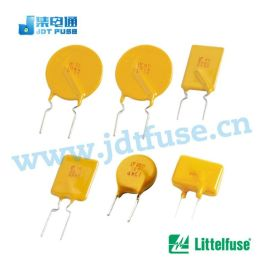 600R150-RB Littelfuse认证力特插件保险丝 600V自恢复保险丝