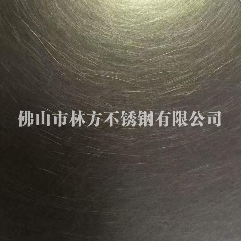 山東聊城201/304青古銅亂紋不鏽鋼板加工 不鏽鋼發黑和文工程裝飾板定做