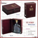 FSS5809单支装仿皮酒盒 ,XO专用酒盒 ,酒包装