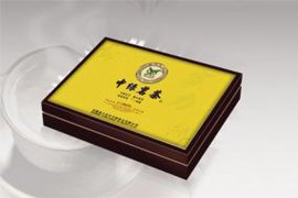 合肥金点 包装个性化茶叶盒设计