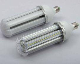 厂家直销LED玉米灯12V直流9W 168珠正白 太阳能专用LED节能灯