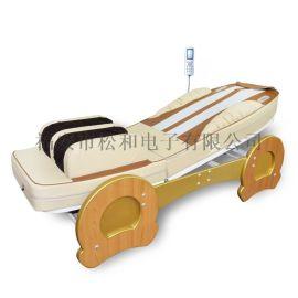 温热玉石理疗按摩床 腿部气囊按摩床