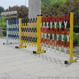 静安绝缘电力隔离护栏玻璃钢可伸缩围栏高度尺寸