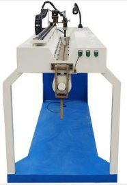 自动纵缝焊机 拼板直缝焊机 不锈钢自动直缝焊接机