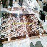 簡易不鏽鋼屏風工藝爆款流行復古屏風