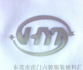 硅胶亮面热转印商标 矽利康商标 服装T恤胸标热转烫标