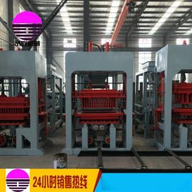 专业生产 大中小型 免烧砖机 液压全自动空心砖机 水泥砖机设备