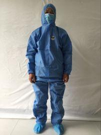一次性防护服,防尘服,厂家直销无纺布防护服