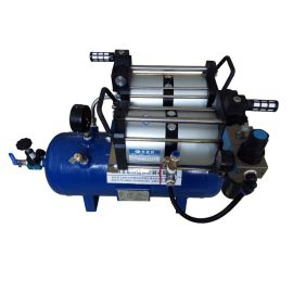 菲恩特ZTV系列不锈钢气动空气增压器