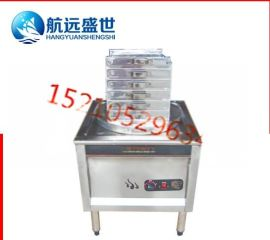 广东肠蒸粉机器|早餐店蒸肠粉机|抽屉式燃气蒸汽炉子|北京圆形肠粉机