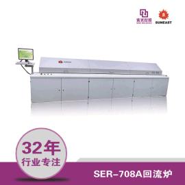 紫光日东SER-708A无铅热风回流焊