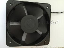 厂家直销18060散热风扇马达轴流风机18060交流风扇