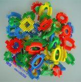 未來星桌面幼教積木拼插塑料 幼兒園教具益智兒童玩具批發