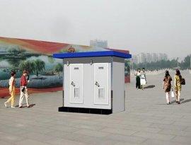 彩钢夹心板环保移动厕所厂家