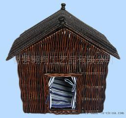 柳编宠物房 Willow pet house
