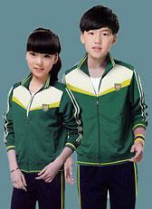 中小学生运动服春秋季两件套