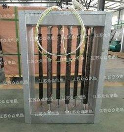 供应电热管风道式电加热器