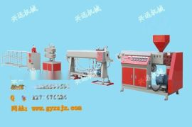 震撼市场的塑料管材设备结构**