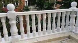 **石材石雕汉白玉护栏石栏板花瓶柱护栏