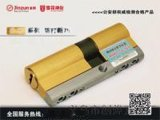 C級高安全性能葉片鎖芯
