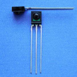 原厂专业生产小圆点遥控接收头   抗干扰强 接收距离远