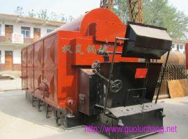 DZL卧式燃煤热水锅炉