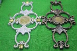 锌合金压铸欧式门窗把手、复古精美抽屉拉手、