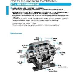 仟岱离合器刹车器组合:CD-A-0.6,CD-A-1.5,CD-A-2.5