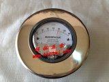 不鏽鋼壓差表安裝面板 上海圓盤指針式壓差計安裝盒