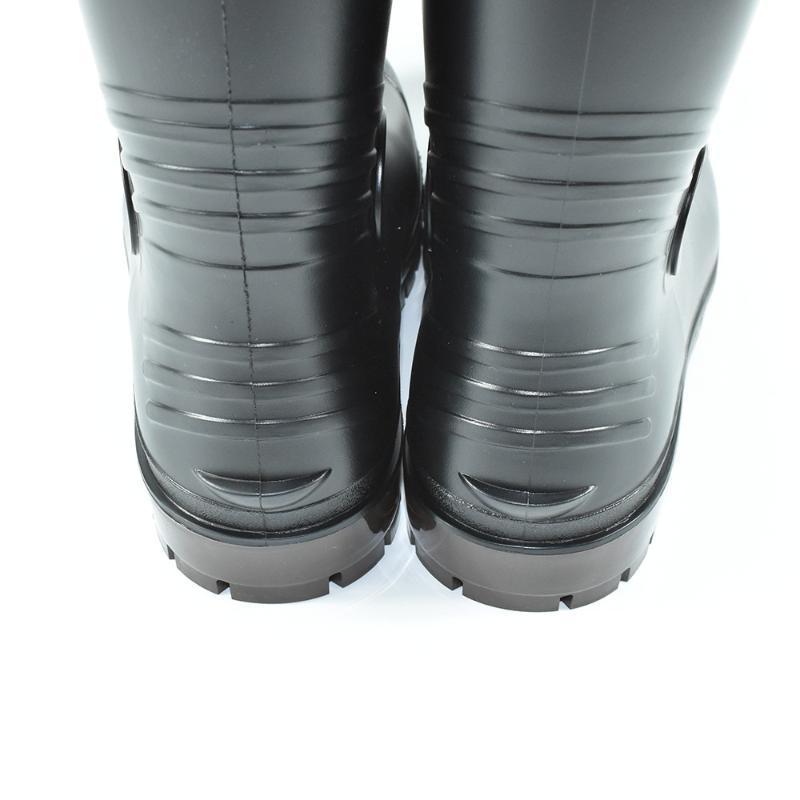 厂家直销 高筒防护雨靴劳保防滑工矿水鞋钢头防砸安全靴工地雨鞋