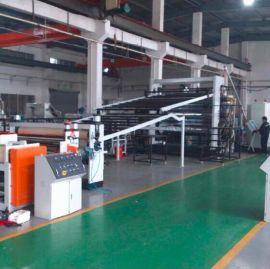 苏州金韦尔机械有限公司PVC多层复合地板生产线设备