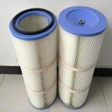 厂家直销 抛丸机除尘滤筒 工业粉尘除尘滤筒 标准型滤筒 优质产品