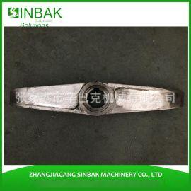 PVC管材设备高混机专用桨叶 不锈钢材质 定制多种规格 现货速发