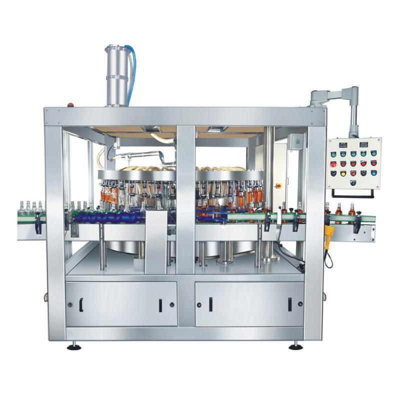 张家港腾飞机械厂家现货直销矿泉水饮料生产线 液体全自动灌装机