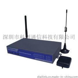 科创DLK-R890L 工业4G四口路由器