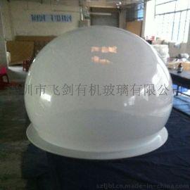 供应有机玻璃球 圣诞亚克力球厂家