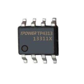 TP4313口红香水同步整流低成本移动电源单节电池解决方案