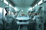 汽车整车涂装生产线 厂家定制车身喷涂流水线 机器人喷涂线