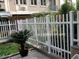 陕西汉中PVC院墙栏杆围栏