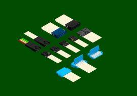 专业生产连接器-线束加工